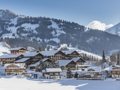 Huus Gstaad Saanen  Switzerland