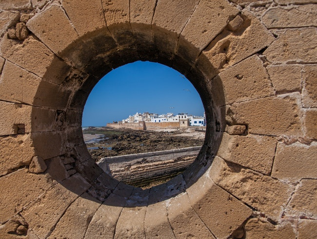Escape to Essaouira