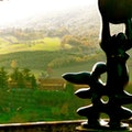 SAN GIMIGNANO, ITALY / VIEW FROM WITHIN AND BEYOND San Gimignano  Italy