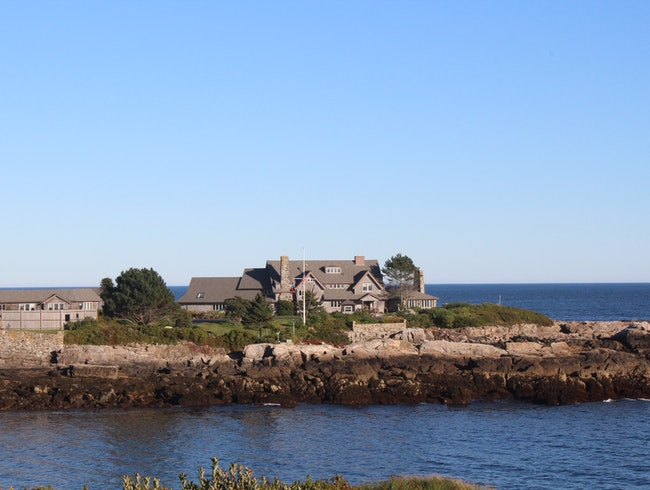 "Kennebunkport, Maine: ""The Place to be all Year"""