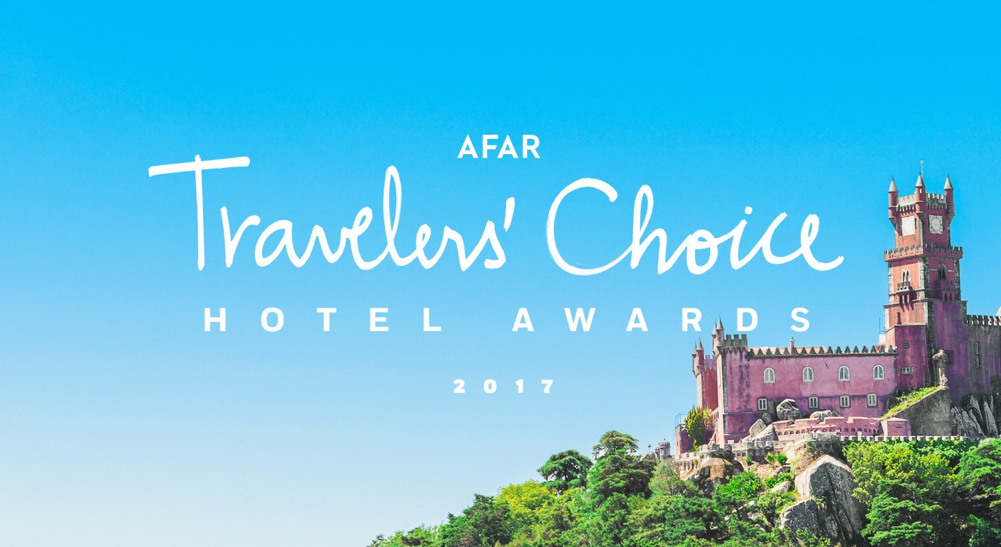 Travelers' Choice: Best Hotels | AFAR