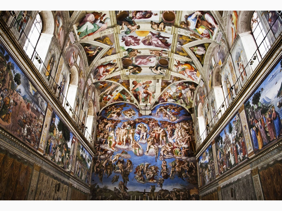 Explore the Vatican Riches