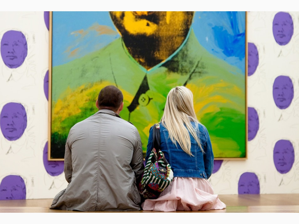 Major Museums and Contemporary Art