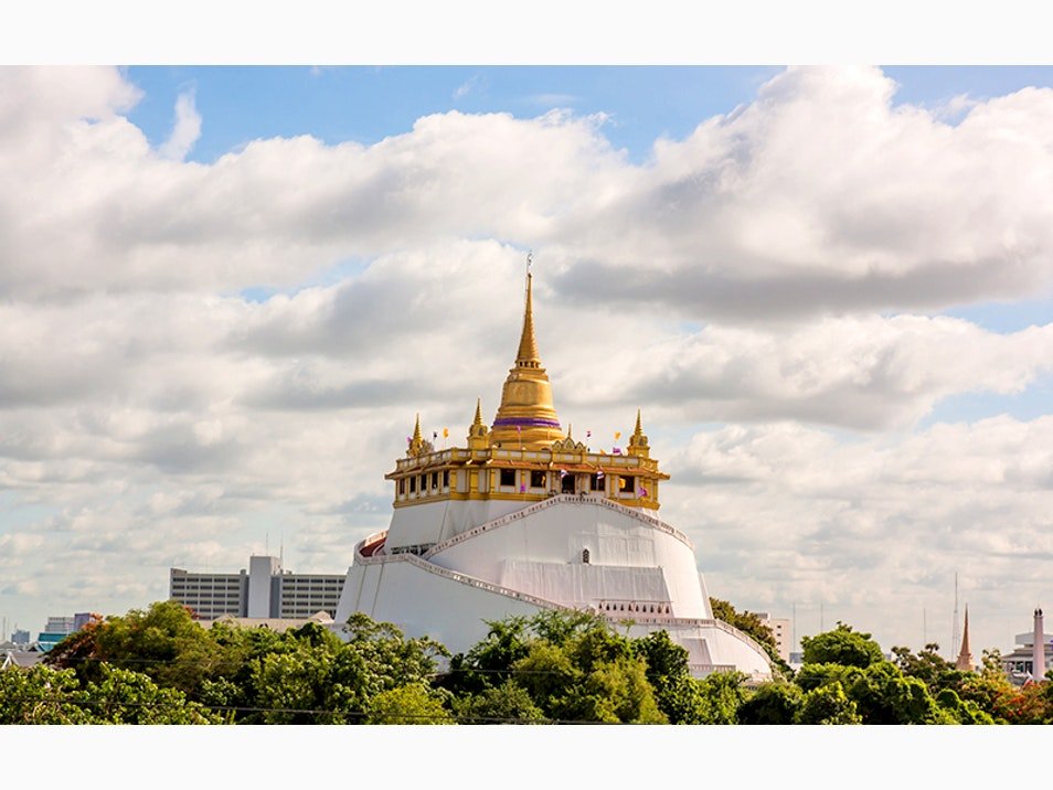 Find Spiritual Sustenance at Bangkok's Wats