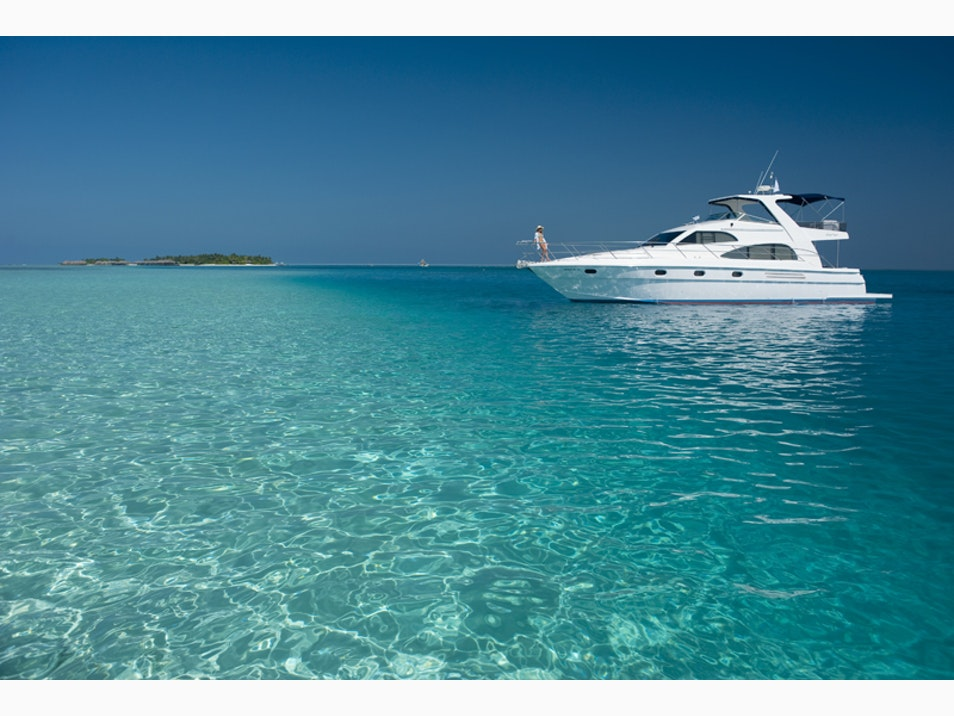 Cruise the Maldives on a Private Yacht