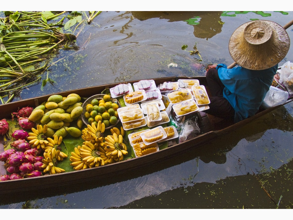 Bangkok's Floating Markets