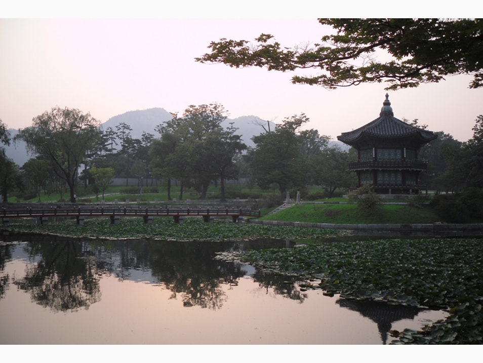 Explore Seoul's Romantic Side
