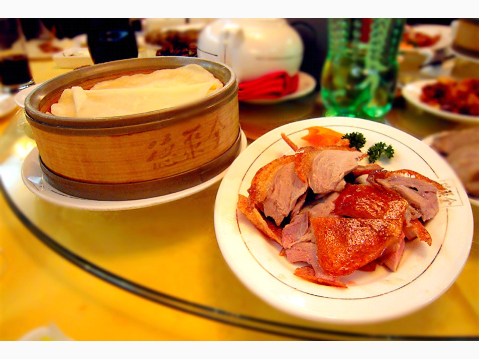Legendary Peking Duck