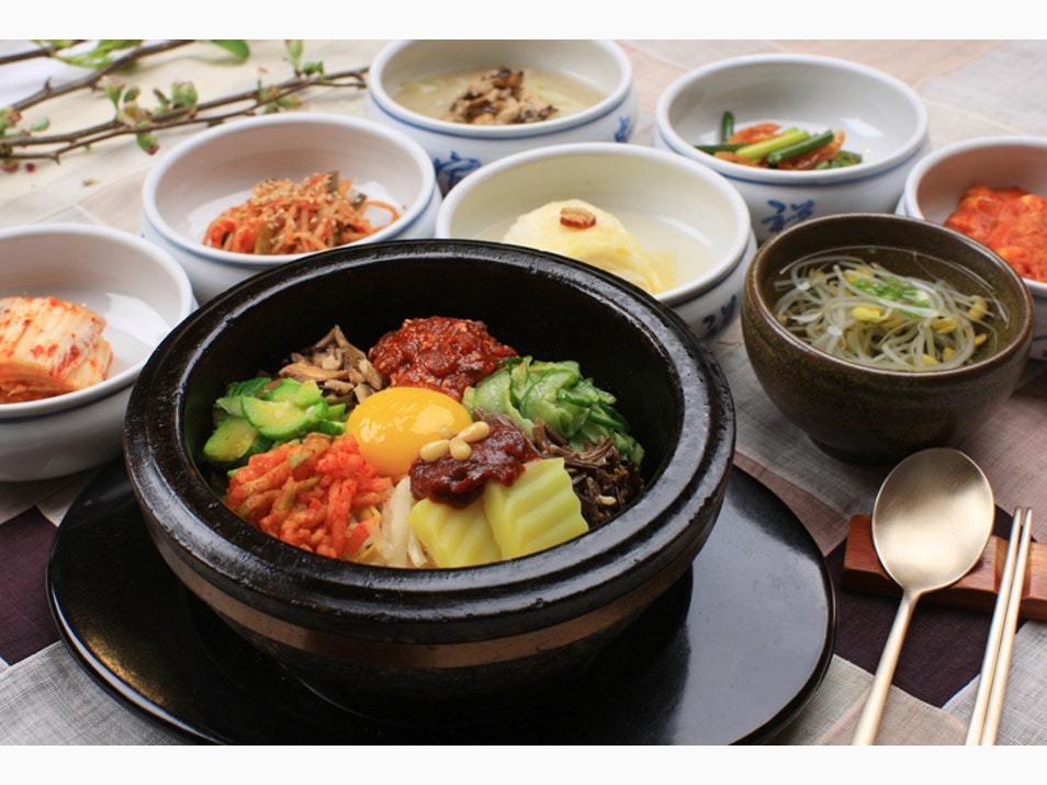 Bring on the <em>Bibimbap</em>