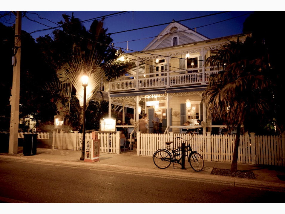 Dine in a Historic Home