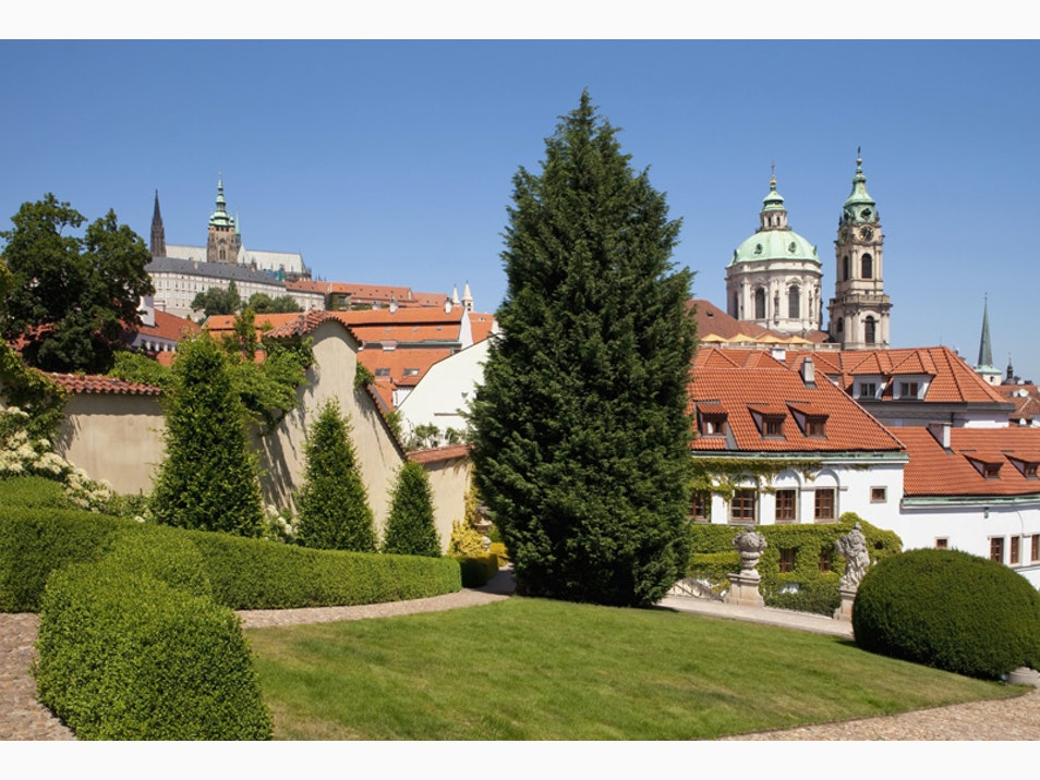 Stroll around Prague's Gardens and Green Spaces