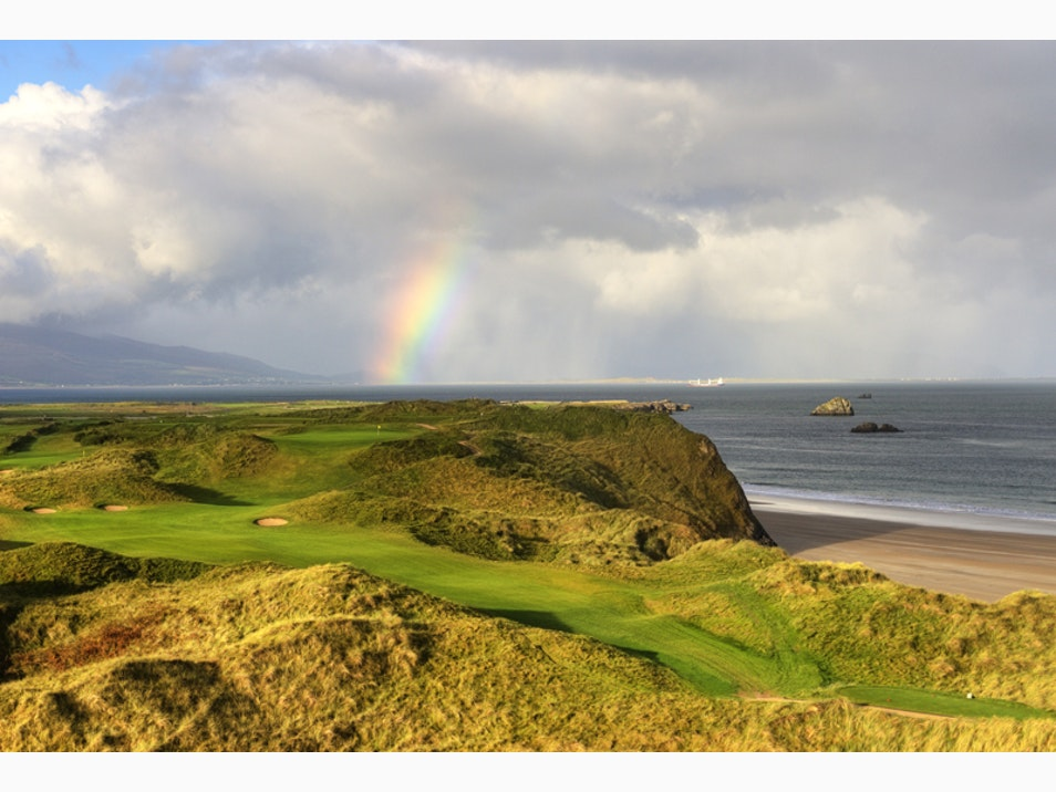Ireland Is a Hole in One