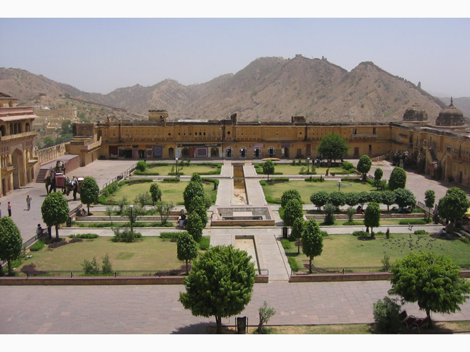 Jaipur's Palaces and Forts