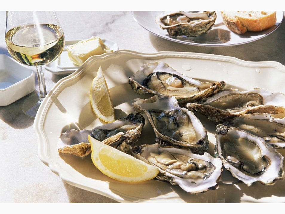 Oysters in Mali Ston