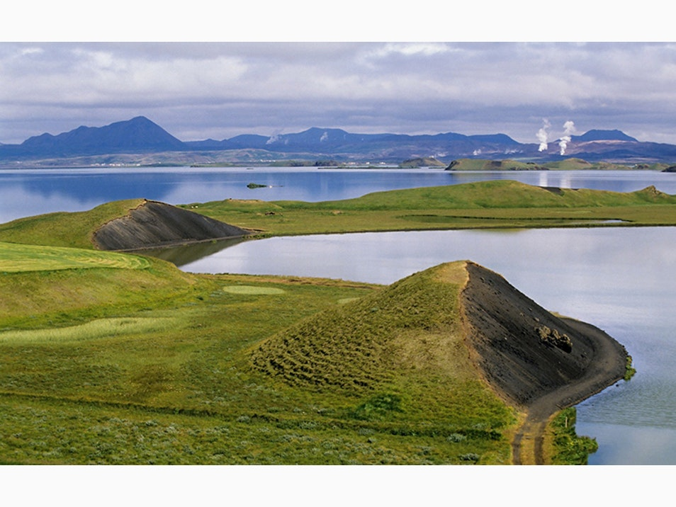Iceland's Most Scenic Lakes