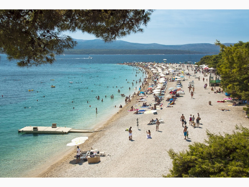 Dalmatia's Iconic Beaches
