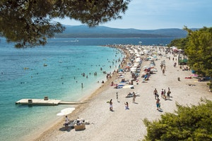 Dalmatian Coast Beaches