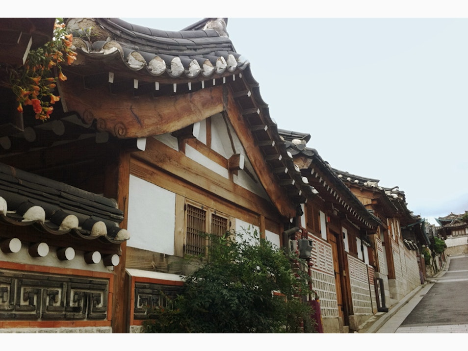 History in the Heart of Seoul