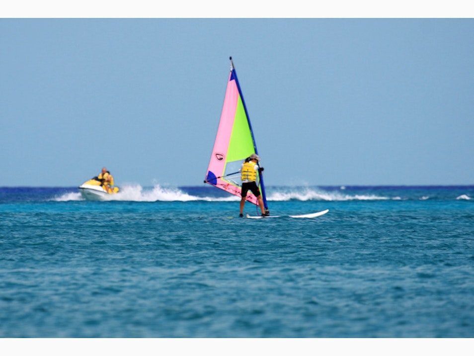 Water Sports in the Cayman Islands