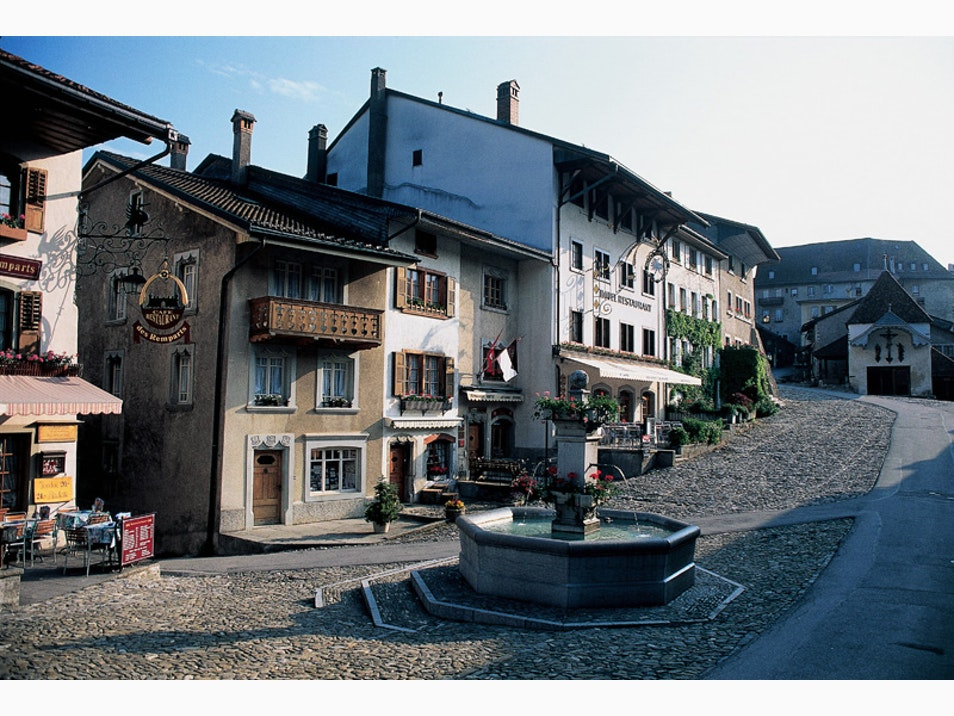 Quaint Swiss Villages