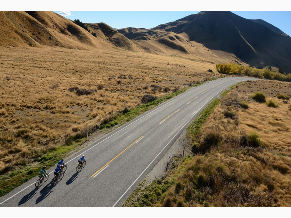 Cycling the New Zealand Countryside