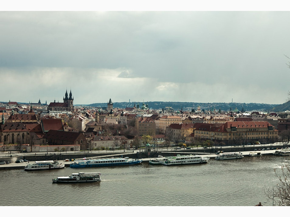 The High Points of Prague