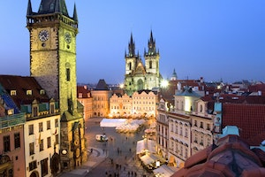 History and Culture in Prague