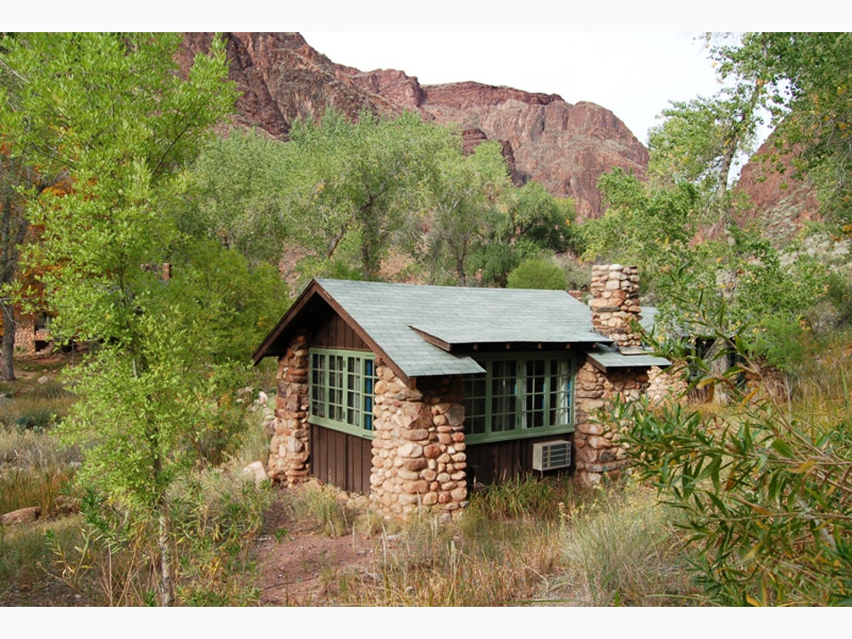 The Grand Canyon's Historic Cabins