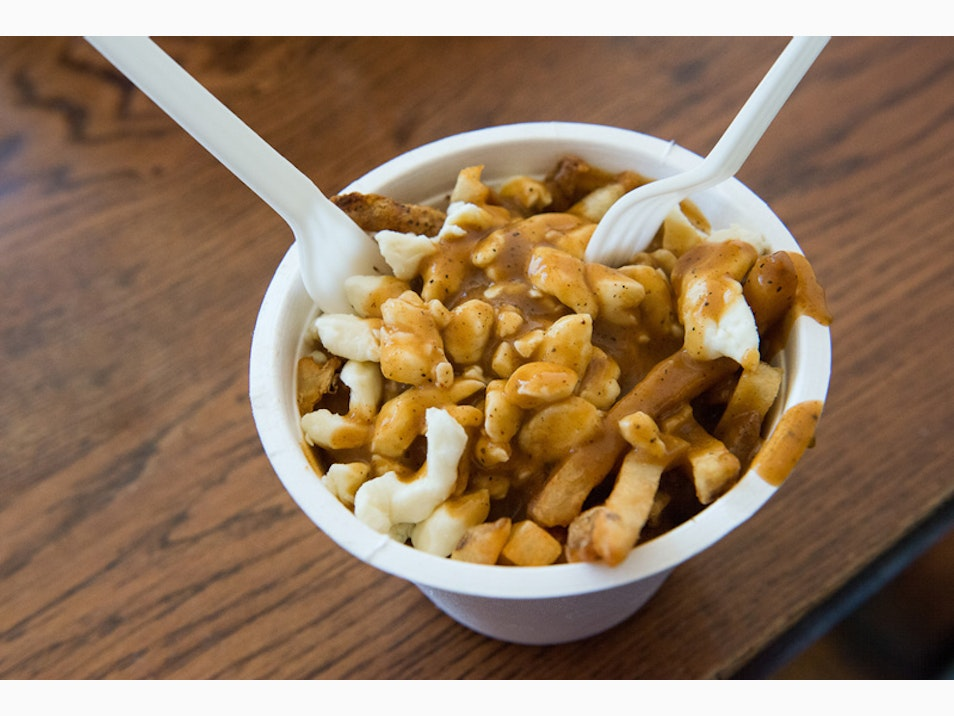 The Battle for Poutine Supremacy