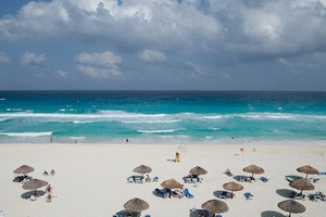 Beach Time on the Riviera Maya