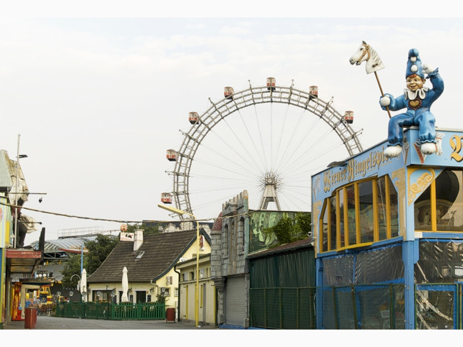 Prater: Fun for the Whole Family