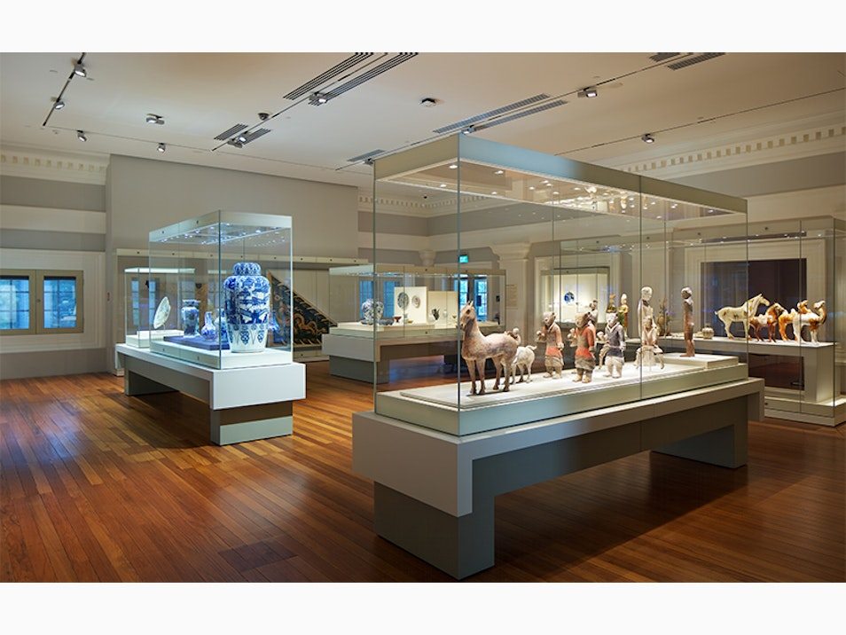 Museums of Ancient History and Modern Culture