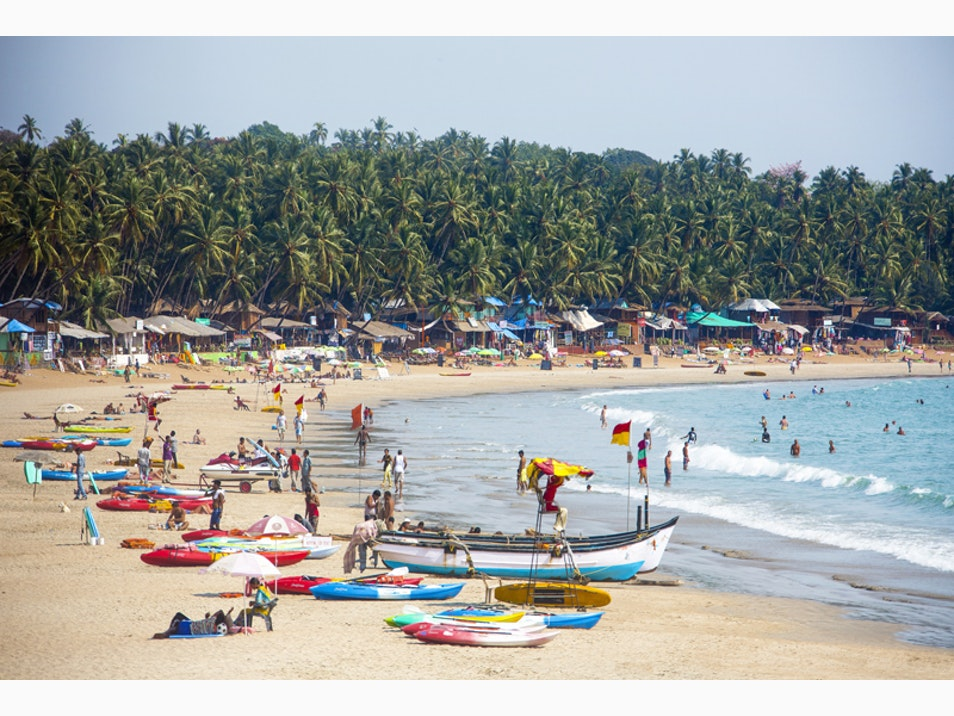 Goa Beach Overview