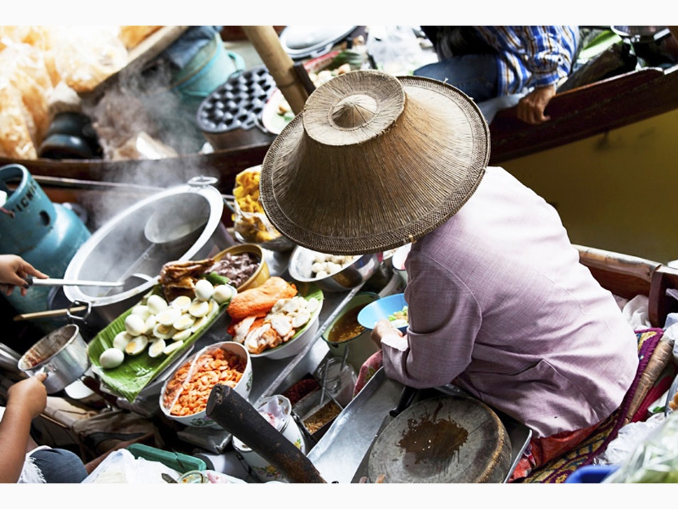 Make the Most of Bangkok's Street Feasts