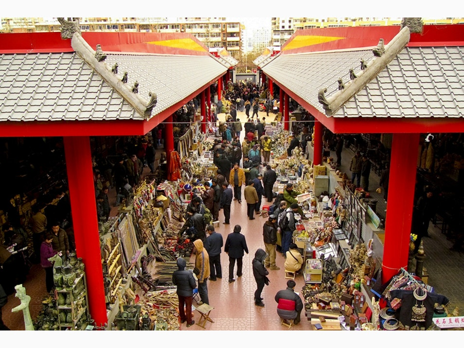 Haggle in Beijing's Markets