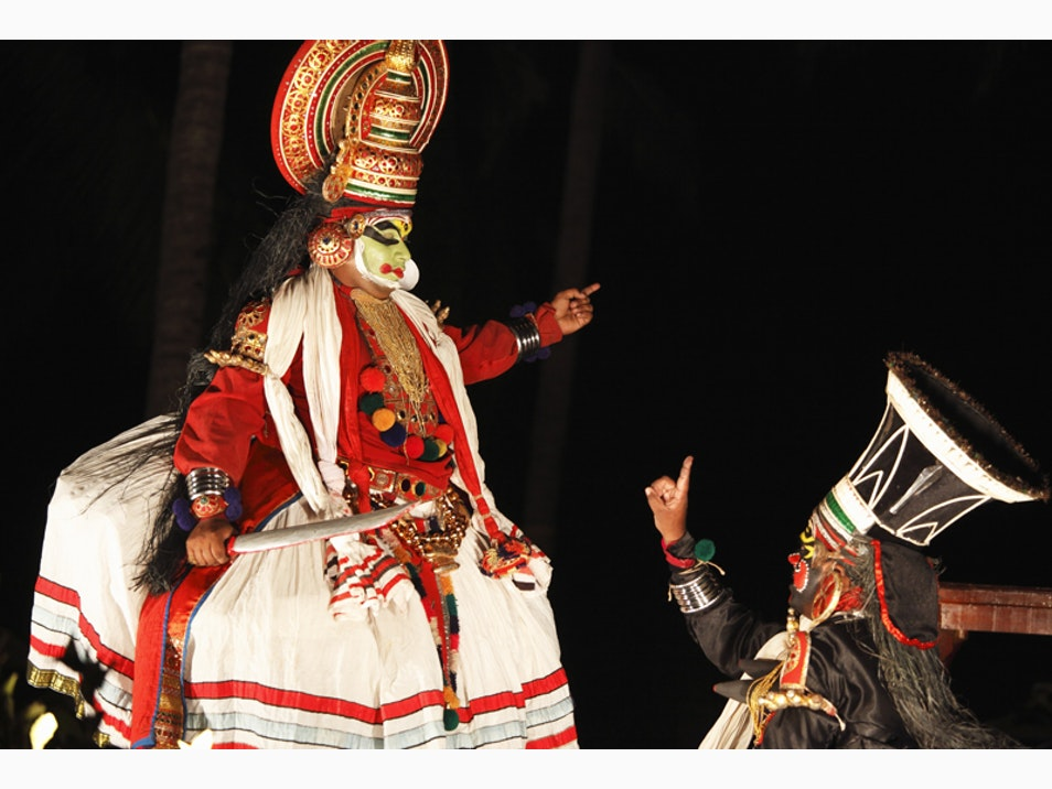 The Drama of <em>Kathakali</em>