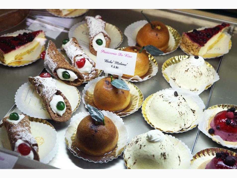 Local Cakes and Desserts