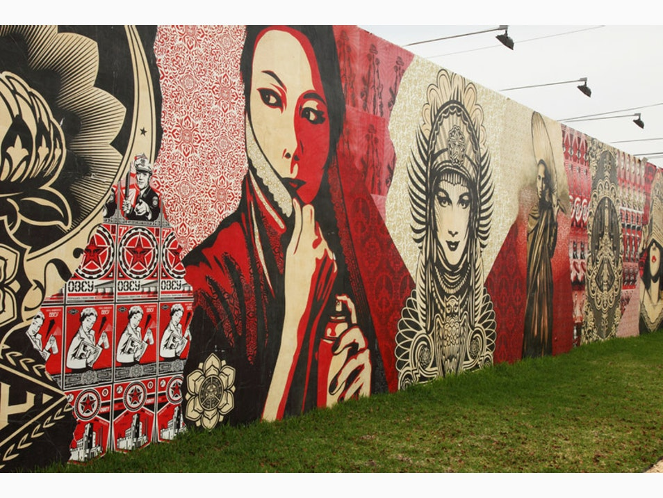 Street Art and Galleries in Wynwood