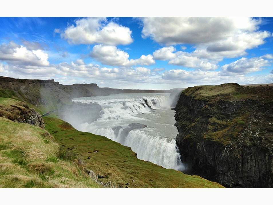 Iceland's Finest Waterfalls