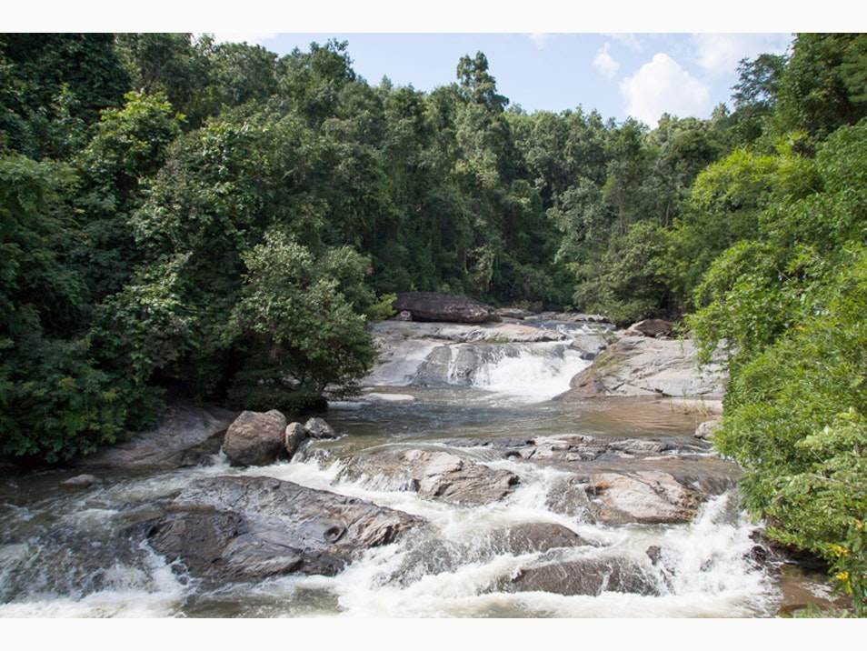 Cool Off in Chiang Mai's Waterfalls
