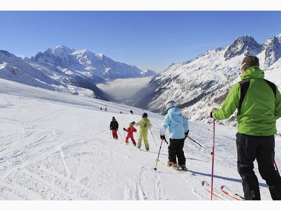 Refine Your Skills at Ski School