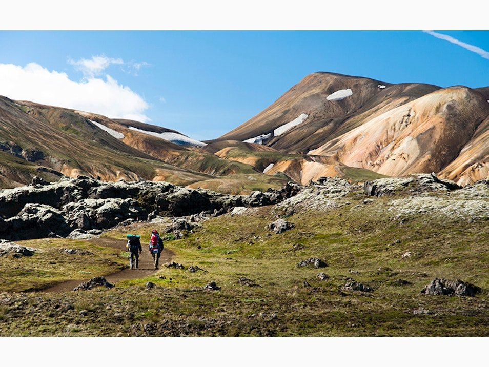 Iceland's Best Hikes