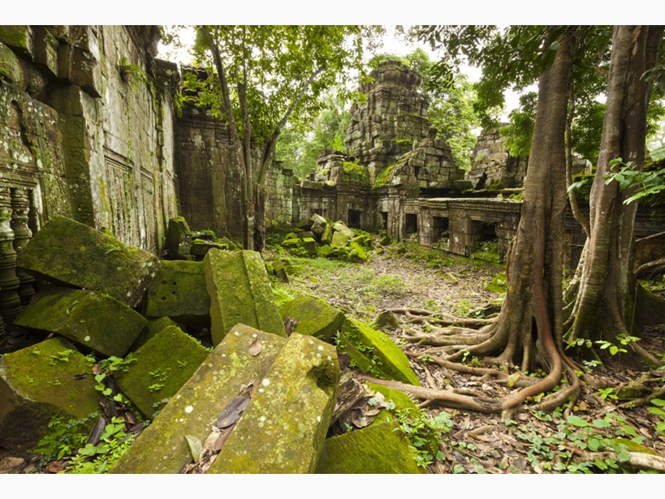Angkor's Obscure Temples