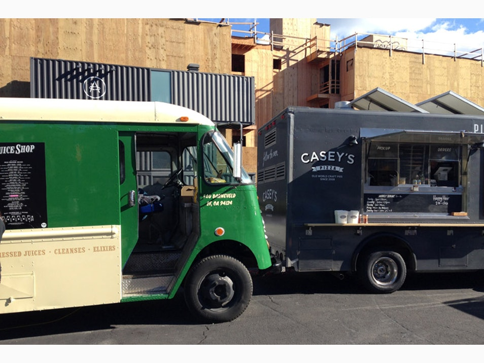 San Francisco's Food-Truck Scene