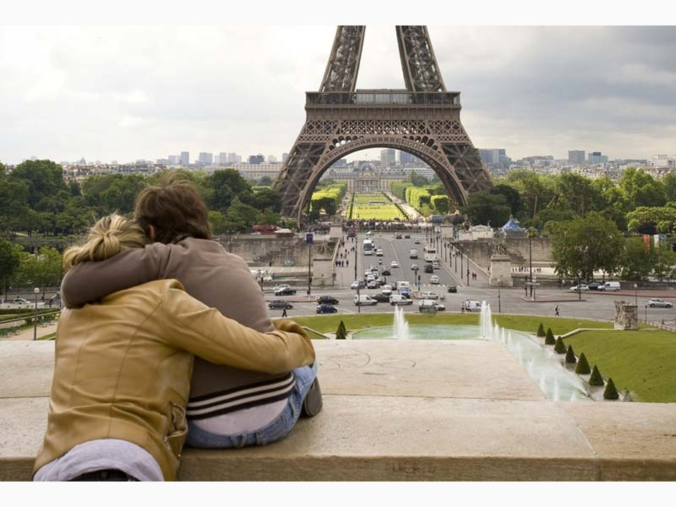 Where to Sneak a Kiss in Paris