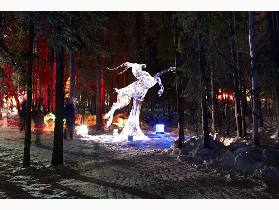 Ice and Snow Festivals