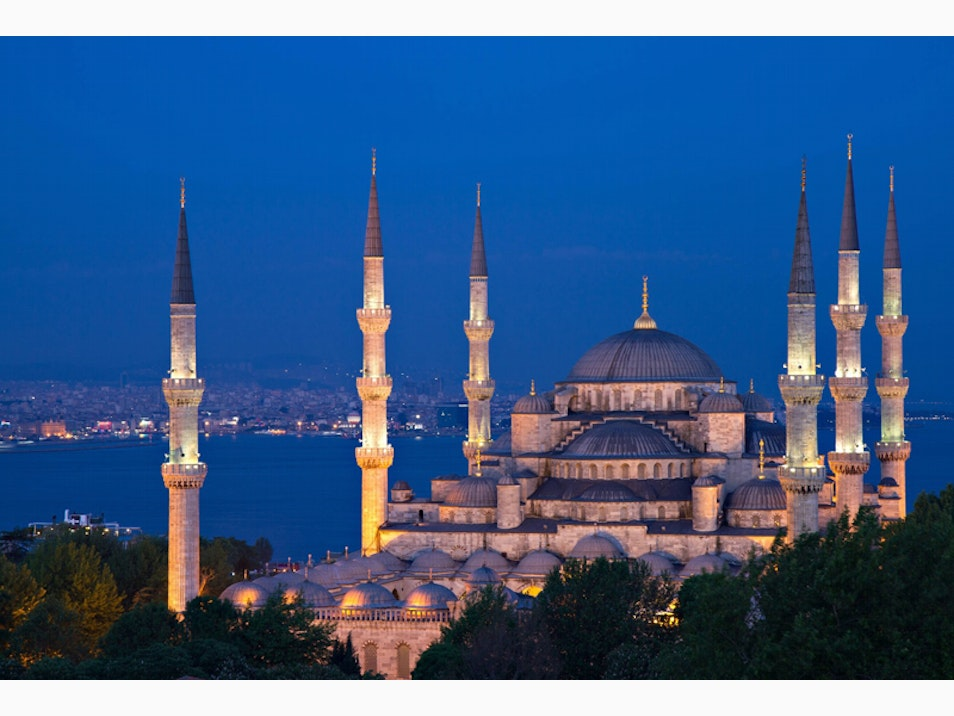 Majestic Mosques