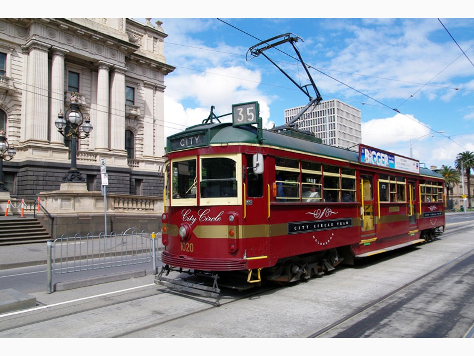 See the City by Tram