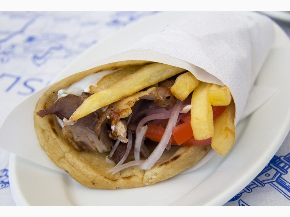 The Cult of Souvlaki