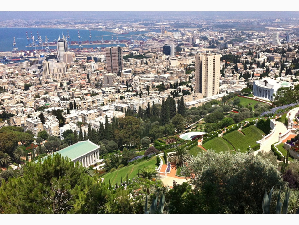 Beautiful Haifa